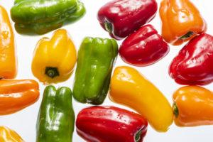 ピーマンの栄養と効果効能