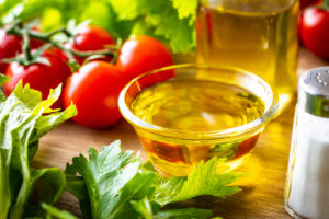 ダイエット中におすすめの油