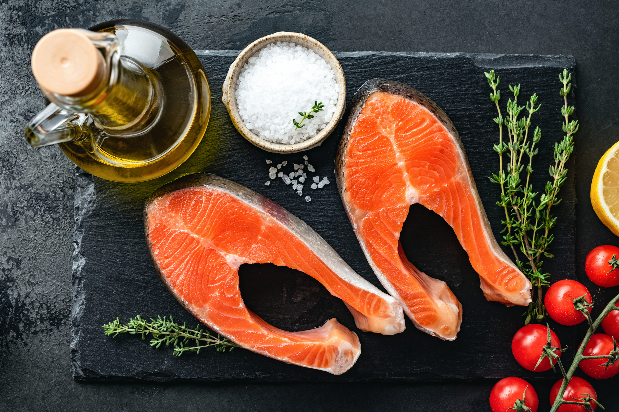 鮭の美肌効果と美味しいレシピ