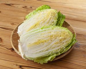 白菜の栄養と効能